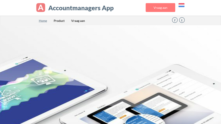 Accountmanagers App