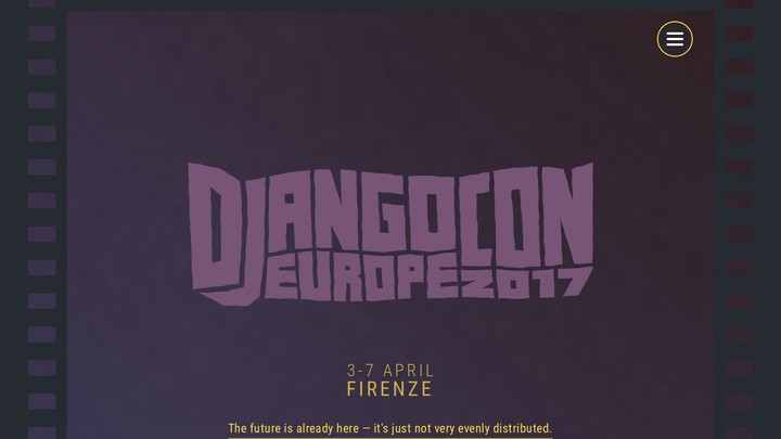 DjangoCon Europe 2017