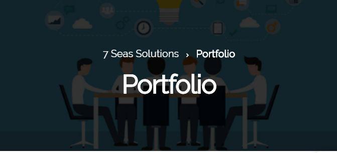 Portfolio   7 Seas Solutions
