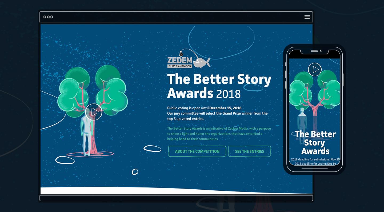 The Better Story Awards